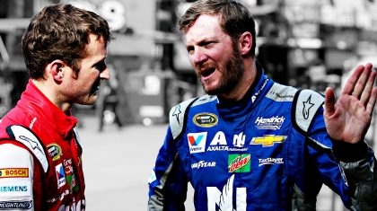 Dale Jr.'s Team Ends Driver's Contract Early