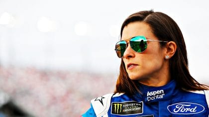 "Danica Patrick Is ""At Peace"" With Future Of Her Racing Career"