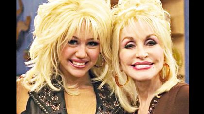 Miley Cyrus Confesses Best Part Of Dolly Parton Being Her Godmother