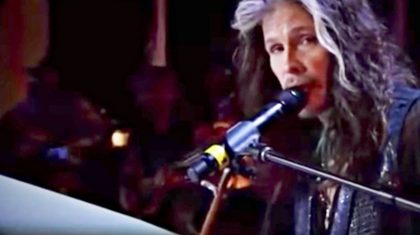 "Haunting Piano Cover Of ""Dream On"" Proves Steven Tyler Will Always Be Iconic"