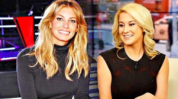 Faith Hill Finally Reveals Juicy Details About Talk Show With Kellie Pickler | Country Music Nation