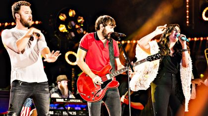 "Jazzed Up & Sexy ""You Look Good"" Makes Fans Scream For Lady Antebellum"