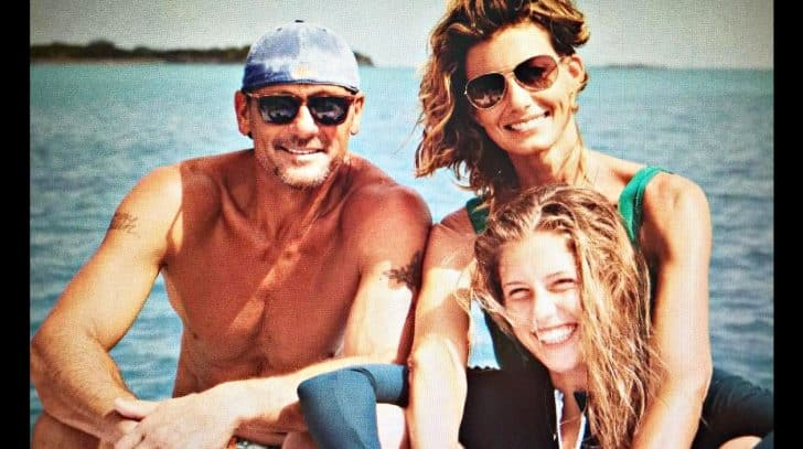 Tim McGraw & Faith Hill Celebrate Daughter's Birthday With Their Endless Love   Country Music Nation