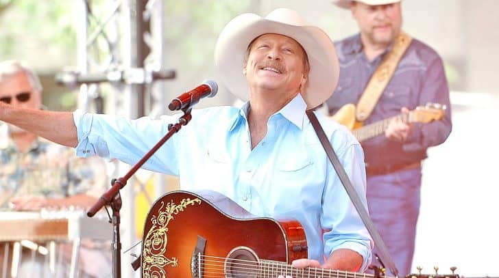 Alan Jackson To Further His Career With Exciting New Partnership | Country Music Nation