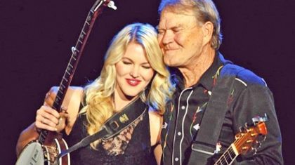 Ashley Campbell Speaks Out Following Father's Passing
