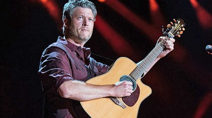 Emotions Run High During Blake Shelton's CMA Fest Performance