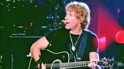 Bon Jovi Delivers Hip Shakin' Good Time With Elvis' Megahit