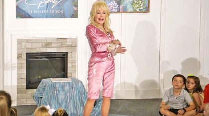Dolly Parton Is Simply Delightful In Debut Performance Of 'Brave Little Soldier'
