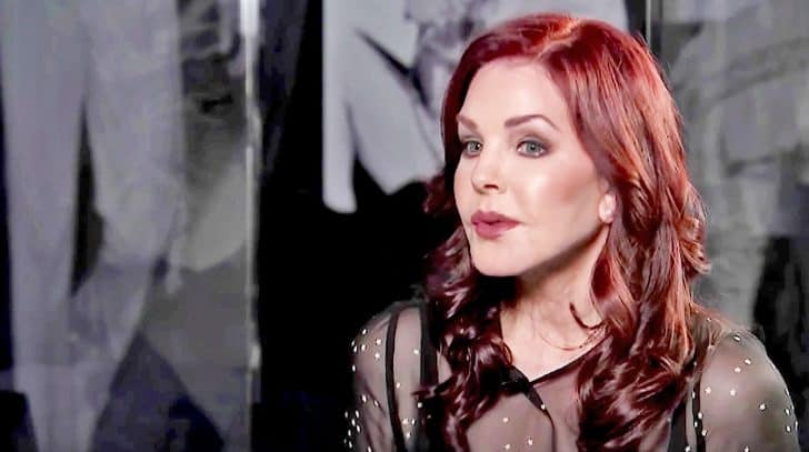 Priscilla Presley Reflects On Elvis' Tragic Passing On Anniversary Of His Death | Country Music Nation
