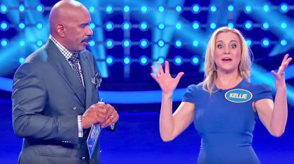 Kellie Pickler Can't Stop Talking During 'Fast Money' And It's Hilarious
