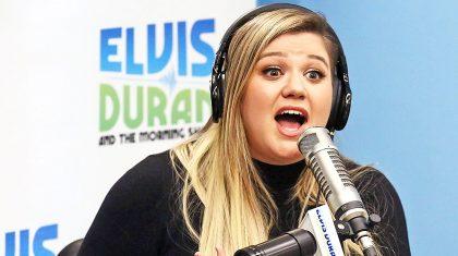 Kelly Clarkson Shares Video Of Her Terrifying ATV Ride
