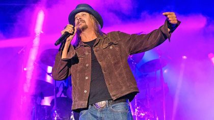 Kid Rock Crashes Legendary Rock Band's Concert For Unannounced Performance