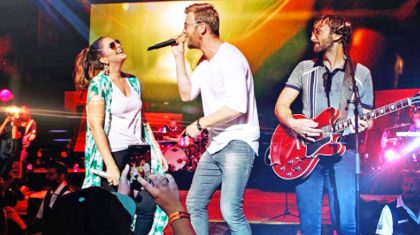 Two Members Of Lady Antebellum Are Expecting