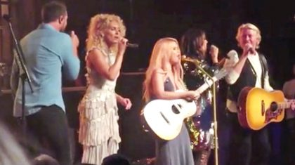 Little Big Town & Hit Country Star Sing Heavenly Rendition Of 'Down In The River To Pray'