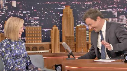 Nicole Kidman's Best Friend Teases An Embarrassed Jimmy Fallon On His Former Crush