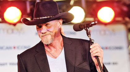 Brace Yourself For Trace Adkins' Steamy New Love Song 'I'm Gone'