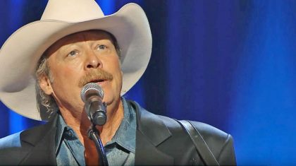 Alan Jackson Breaks Hearts With Haunting 'He Stopped Loving Her Today' At George Jones' Funeral