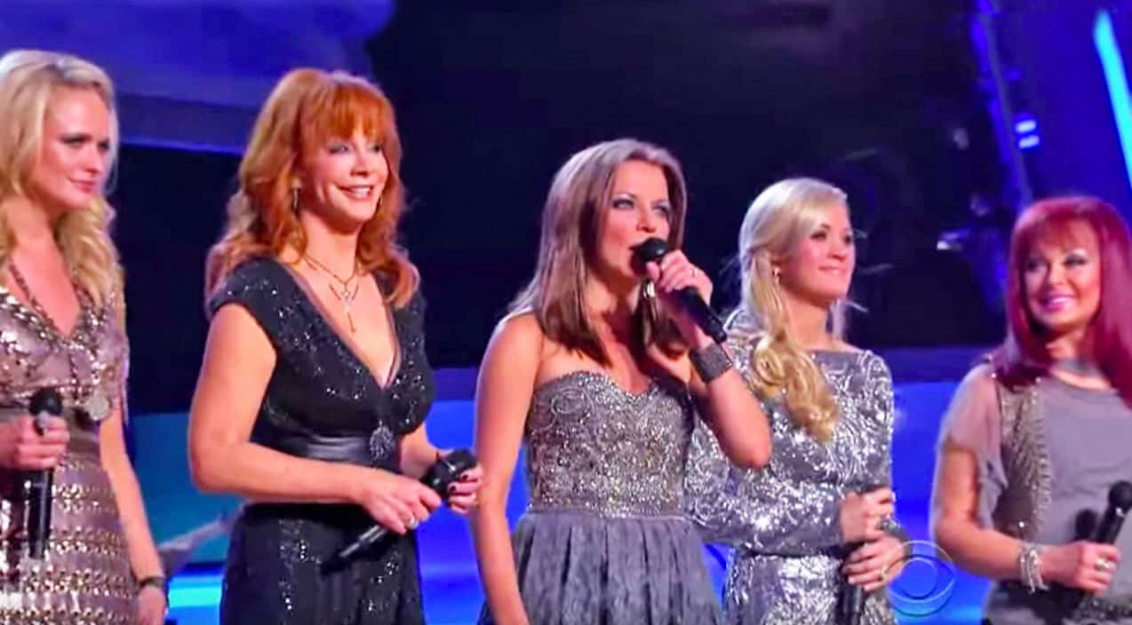 Leading Ladies Of Country Teamed Up For Iconic Performance