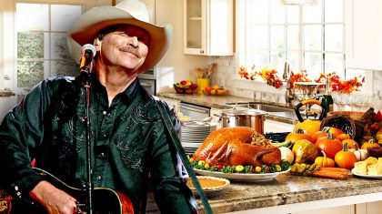 "Alan Jackson Hints At Favorite Thanksgiving Dish In ""Where I Come From"""