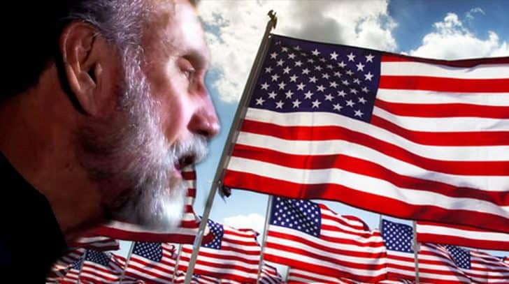 """Ray Stevens' Patriotic Single """"Dear America"""" Bleeds Red, White & Blue 