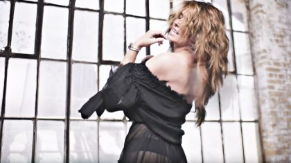 Shania Twain Seduces With Sultry See-Through Dress & Thong In New Music Video