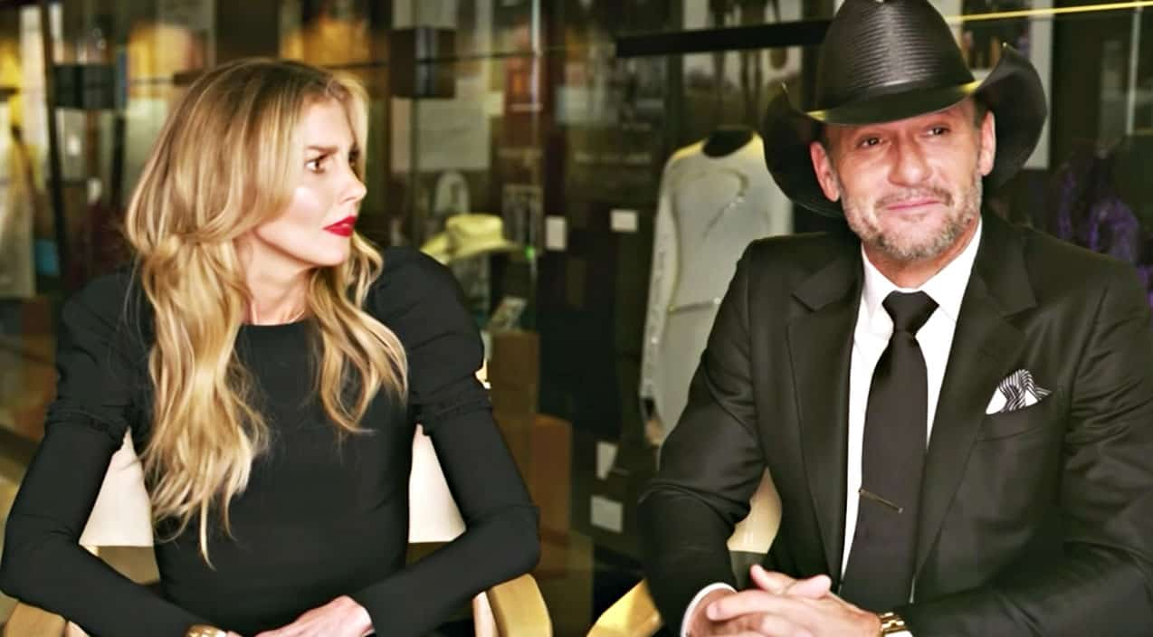Faith Hill Gets Offended By Tim McGraw's Fart Joke
