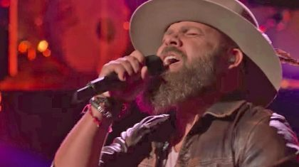 This 'Voice' Contestant's Joe Cocker Cover Will Give You More Goosebumps Than You Can Count