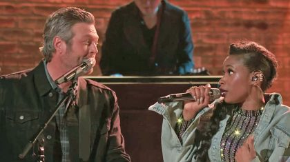 Blake Shelton & Jennifer Hudson's Duet On 'The Voice' Is Sure To Warm Your Heart