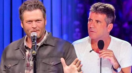 Prepare To Laugh When You Watch Blake Shelton Audition For X Factor