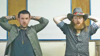 Brothers Osborne Take Fans On Wild Ride In CMA Award-Winning Music Video For 'It Ain't My Fault'