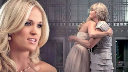 Carrie Underwood Delivers Tears With 'Mama's Song' Video Featuring Her Mom & Husband