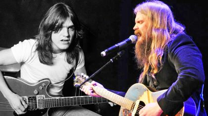 Chris Stapleton Pays Tribute To The Late Malcolm Young With Somber AC/DC Cover