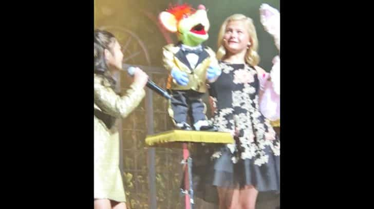Ventriloquist Darci Lynne Teams Up With AGT Star For Mind-Blowing Performance | Country Music Nation
