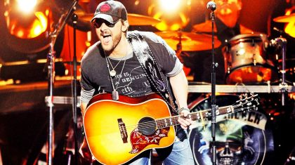 Eric Church's Electrifying Rendition Of 'Hallelujah' Will Melt Your Face Off