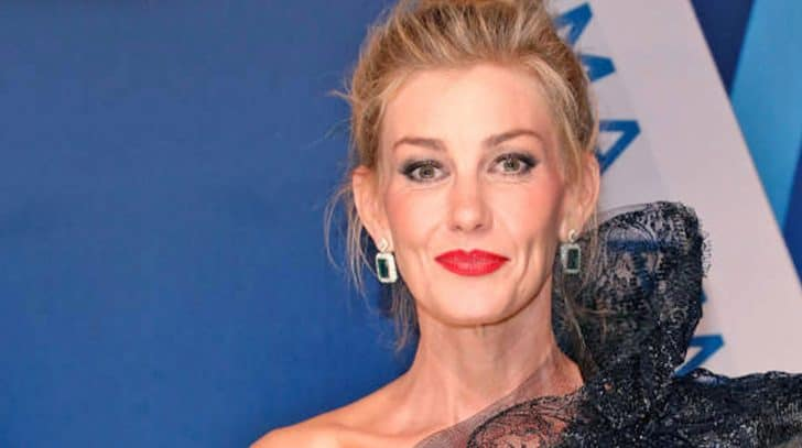 Faith Hill Reveals She Was Lied To About Her Birth Mother | Country Music Nation