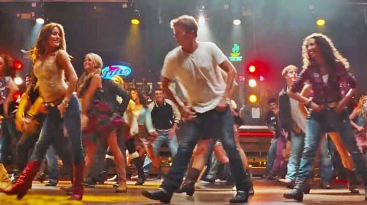 Watch Julianne Hough Get Down And Dirty Country Style In Sexy 'Footloose' Line Dance | Country Music Nation