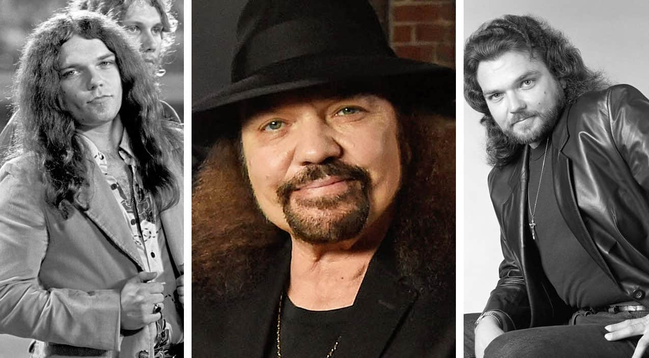 Gary Rossington Through The Years A Photographic Look At