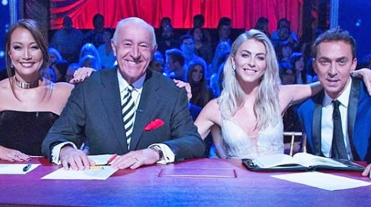 Julianne Hough Marks Surprise Return To 'Dancing With The Stars' Ballroom | Country Music Nation