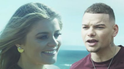 Kane Brown & Lauren Alaina Co-Star In Sexy Music Video For Their Steamy Duet 'What Ifs'