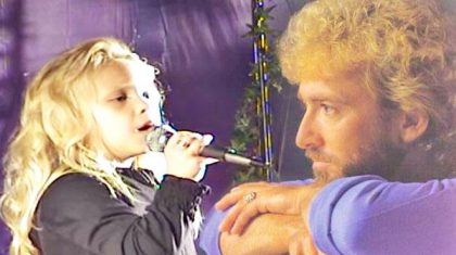8-Year-Old Girl Stuns Crowd With Beautiful Tribute Of Keith Whitley's 'When You Say Nothing At All'