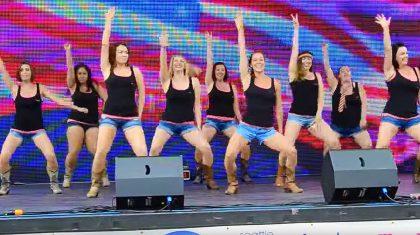 "Boot Boogie Babes Break It Down To Miranda Lambert & Carrie Underwood's ""Somethin' Bad"""