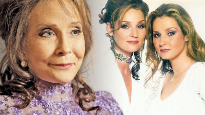 Loretta Lynn's Daughters, The Lynns, Give A Fiery Performance Of Their Hit Song 'Woman To Woman'