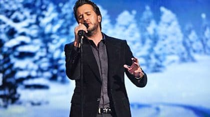 Luke Bryan Will Bring You To Your Knees With Divine 'O Holy Night'