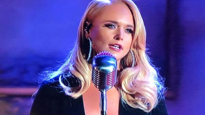 Miranda Lambert Delivers Chill-Inducing Performance Of 'To Learn Her' At CMA Awards