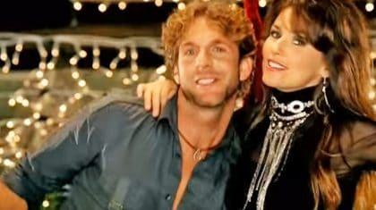 Shania Twain & Billy Currington Throw Sexy 'Party For Two' In Alluring Video