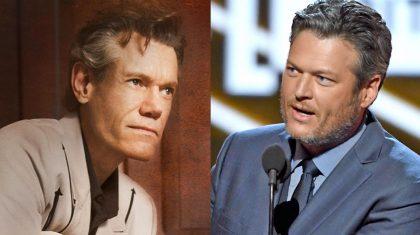 Blake Shelton And Randy Travis Speak Out After Garth Brooks Lip Syncs At CMA Awards