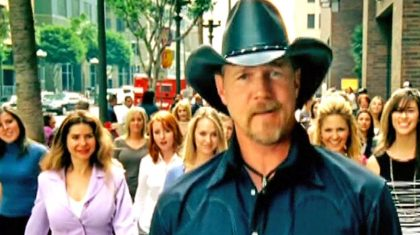 Try Your Best To Resist Trace Adkins' Swoon-Worthy Video For Ladies Love Country Boys