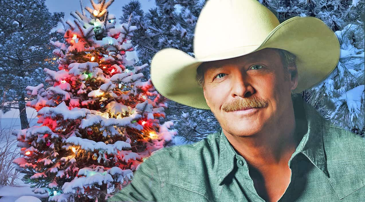 Alan Jackson Brings Wife And Daughters On Stage For Special Performance Of 'Let It Be Christmas ...