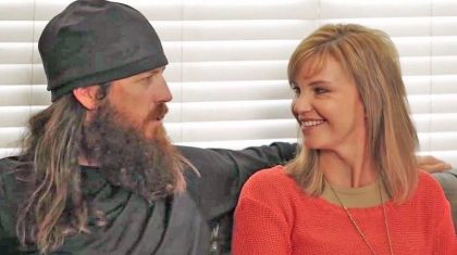 Jase And Missy Robertson Sing Flirty Version Of 'Baby, It's Cold Outside'