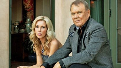 Glen Campbell's Widow Opens Up About 'Death Threats' In Emotional New Interview
